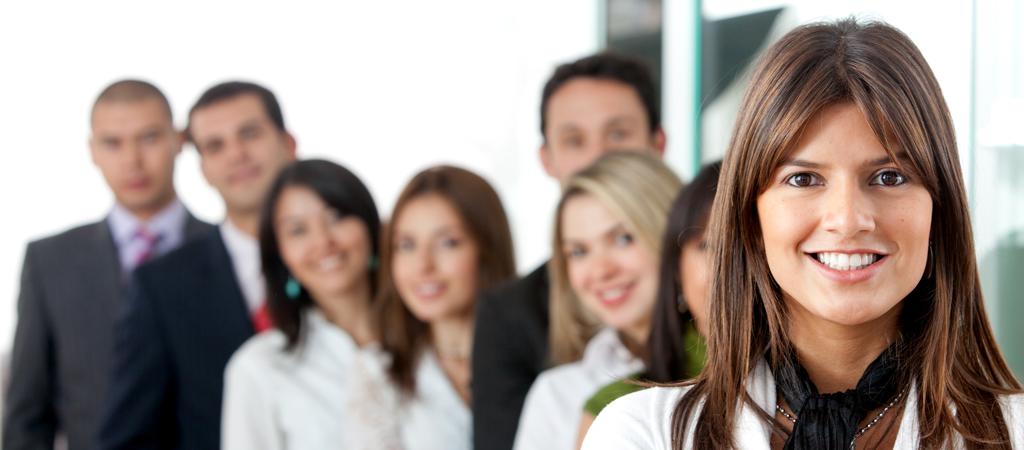 Wir verbinden Menschen und Unternehmen